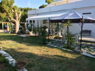 Villa Soleanna, bilocale Terra, Vieste