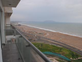 Oceanfront Lima Apartment