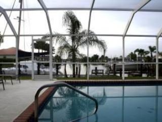 Fish or Go Boating from Your Back Yard and Dock, Port Charlotte