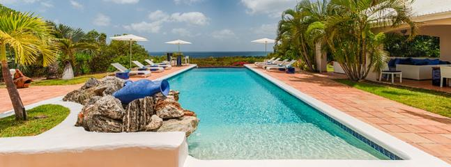 Villa La Pergola SPECIAL OFFER: St. Martin Villa 306 A Classic French West Indies Villa With A Great Relaxing Ambiance Provided By Its Luxurious Mediterranean Style., Terres Basses