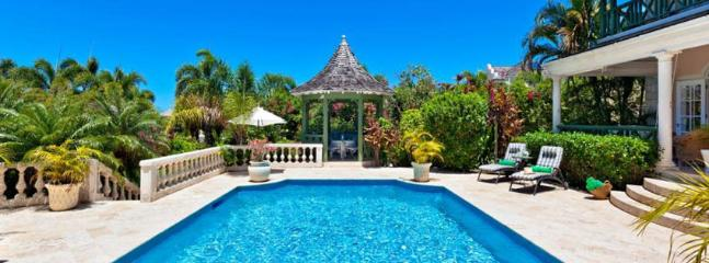 Villa Firefly SPECIAL OFFER: Barbados Villa 88 This Stunning Villa Is Set Amidst Tranquil And Lush Gardens Featuring Exotic Trees., The Garden