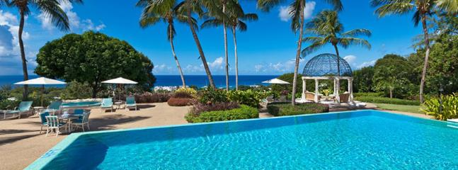 Stanford House SPECIAL OFFER: Barbados Villa 122 Magnificent Views Over The West Coast And To The Caribbean Sea Beyond., Holder's Hill