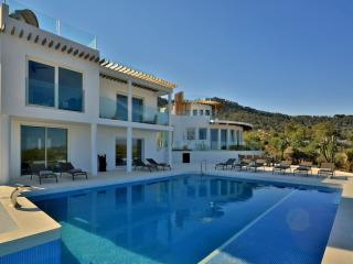 Luxury Villa in Es Cubells with stunning sea views