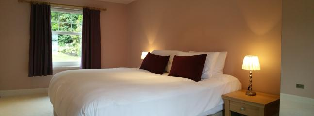 Super king/twin rooms , Luxury mattresses and hotel quality bedding.