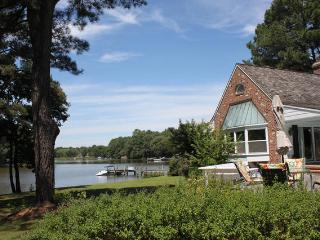 Tranquil Easton Waterfront Property