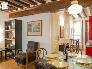 Picardie - Warm and classical one bedroom in Le Marais