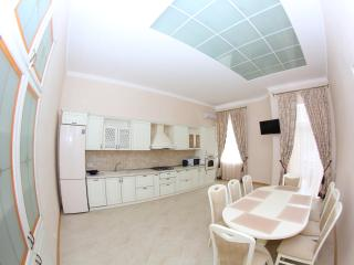 3 bedrooms vip on Deribasovskaya, Odessa