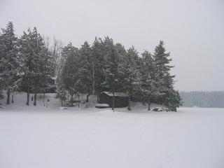 Muskoka Waterfront Cottage, & Boat House, McKellar
