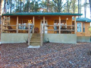 Meadow Pine Cabins-Doc's Place, Mena