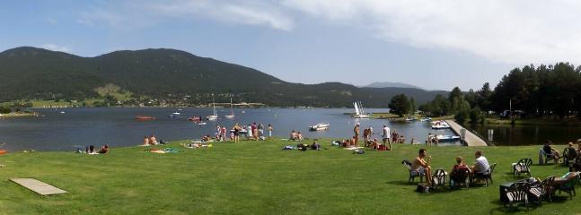 Base nautique du Lac de Matemale