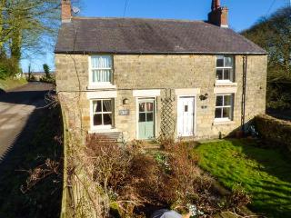 1 MOOR VIEW, semi-detached, woodburner, pet-friendly, patio, near Lockton, Ref
