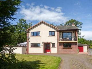 DERWENT LODGE, detached, great country views, woodburner, en-suite, enclosed garden, in Workington, Ref 927259