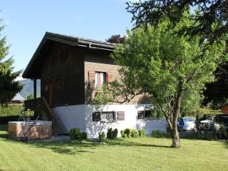 Beautiful detached chalet in superb location, Morillon