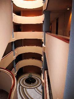 Interior Edificio Apartamur