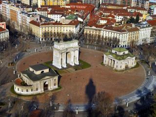 Un Oasi di pace a pochi passi dal Duomo, Milán