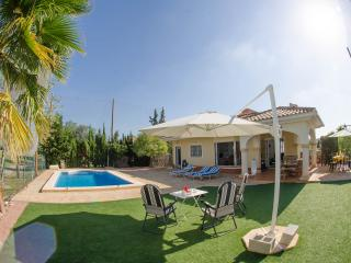 Villa Jacaranda (Spain): Pool, Golfcourse, near Beaches, San Juan de Alicante