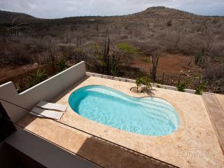 Villa Mundi - With wide views and private pool in Bona Bista, Kralendijk
