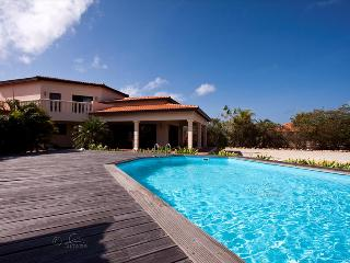 Villa Kas Paraiso - With terraces and a private pool in Sabalpalm Villas, Kralendijk