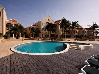Oceanpark Bonaire B301, a wonderful ground floor, waterfront apartment