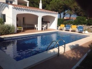 Es Castell private 4 bed 4 Bath villa with pool