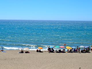 Apartamento primera línea de playa en Fuengirola