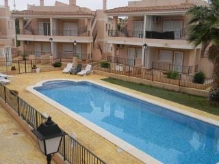 appartement vue sur piscine, Algorfa