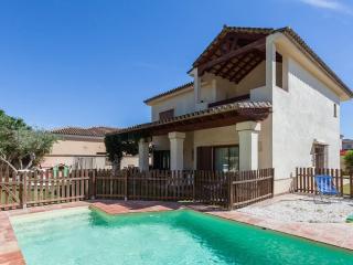 Magnifica Villa en Jerez. WI-FI.Piscina.