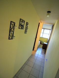 2nd floor Hallway  # bedrooms and 2 full baths