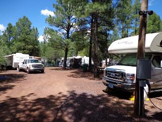 Pine Forest RV Park- (RV & Travel Trailer Parking), Pinetop-Lakeside
