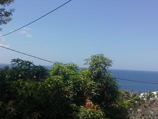 La magnifique vue sur mer