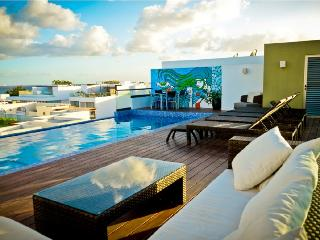Playa & the best of two worlds: 2 blocks from the beach & 5th Ave, spacious 2bdr