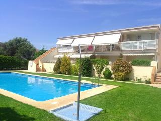 Apartamento con piscina en Cala Norte de Vinaros, Vinaròs