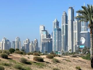 Dubai Marina Living
