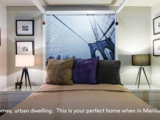 Urban Cozy Apartement at 5-Star Rockwell Center, Makati