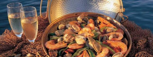 Cataplana Seafood