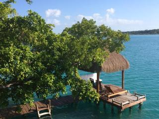 Beautiful house at Bacalar´s Lagoon!!