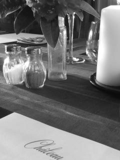 3 Course Dinners available - €35 inc. Apertif, Entrée, Main, Dessert & Digesitf