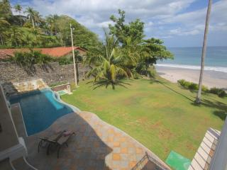 Luxury Beachfront Villa on White Sand Beach - Slp8, Playa Flamingo
