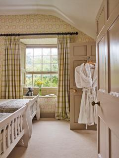 Bedroom 3, Twin beds or superking bed in Main House