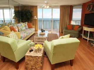 Luxury 14th floor 3BR/3BA oceanfront condo at Wind, North Myrtle Beach