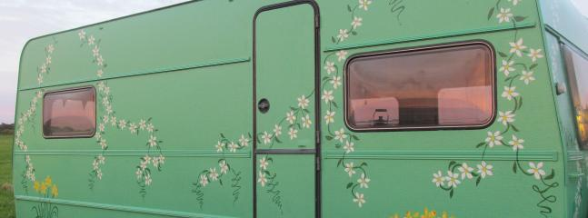 The Daisy van.