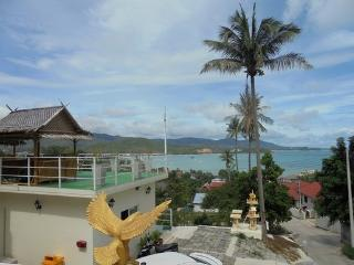 Appartement vue mer , plage de Big bouddha, Bophut