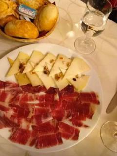 More tapas we enjoyed in Frigiliana