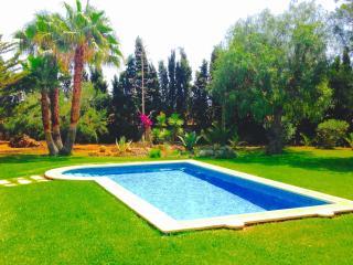Villa privada con piscina Oasis de Es Trenc.Wifi.