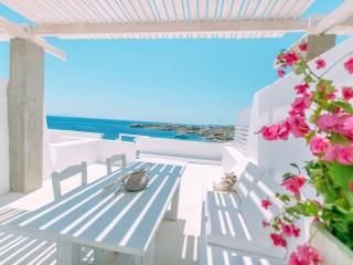 ΝEW One bedroom Apartment,Sea View and Shared Pool, Paradise Beach