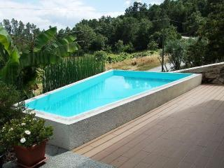 Modern House with private Pool 2x4 - in countrysid, Vouzela