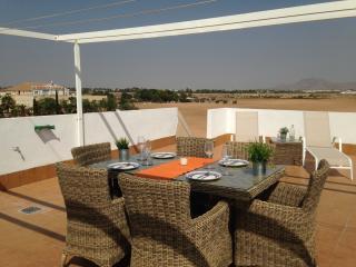 Stunning 2 Bed El Divino Penthouse With Solarium, Los Alcazares
