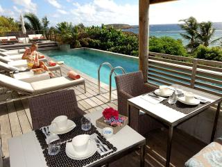 St barts Luxury Lagon Suite -, Grand Cul-de-Sac