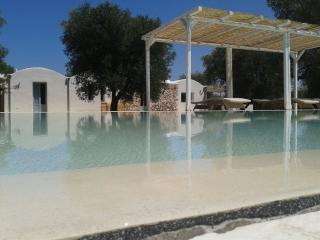 Country villa with swimming pool Ostuni Apulia