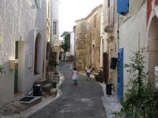 Medieval townhouse in hilltop village-dog friendly, Pezenas